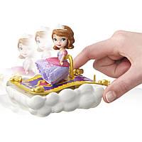 Кукольный набор Disney Ковер Самолет Софии Mattel 69