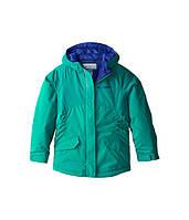 Демисезонная удлинённая куртка с Columbia системой роста