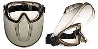 Очки закрытого типа с непрямой вентиляцией, с защитным экраном STORMLUX  Anti-fog