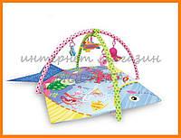 Развивающий коврик для малышей Океан