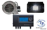 Комплект автоматики для чугунных котлов Viadrus U22  с переходником (Euroster 11W + WPA 06)