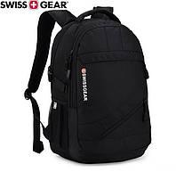 Тактический военный рюкзак SwissGear. Многофункциональный рюкзак с отделением для ноутбука. Код: КЕ473