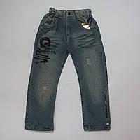 Стильные джинсы для мальчиков 110р;120р