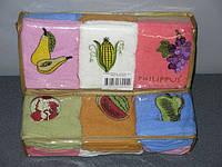 Набор кухонных полотенец Philippus Фрукты в мягкой упаковке