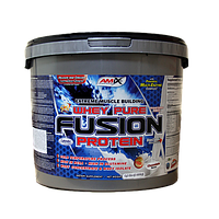 Протеин AMIX Whey Pure Fusion Protein (4 кг)