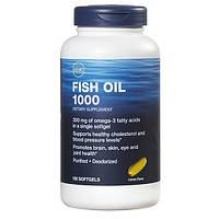 Комплекс незаменимых жирных кислот GNC Fish Oil 1000 (90 капс)