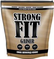 Гейнер Strong Fit Gainer 10% protein (909 г)