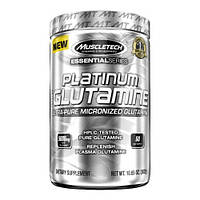 Глютамин MuscleTech Platinum 100% Glutamine (302 г)