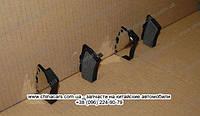 Колодки тормозные задние (KONNER) T11 T11-BJ3501080