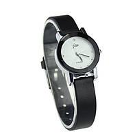 """Часы женские кварцевые наручные """"Shadow"""", с белым циферблатом"""
