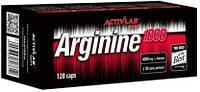 Предтренировочник Activlab Arginine 1000 (120 caps)