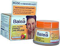 Крем против морщин DM Balea Q10 Anti-Falten Energy 24h pflege 50мл.