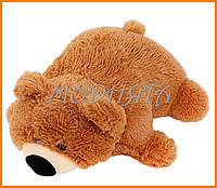 Игрушка подушка Мишка 55см - интернет магазин подарков