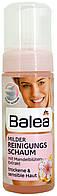 Пена для сухой и чувствительной кожи DM Balea Milder Reinigungsschaum 150 мл.
