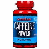 Кофеин ActivLab Caffeine Powder (60 caps)