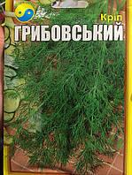 """Семена укропа, сорт """"Грибовский"""", 15 г ТМ """"Флора Плюс"""""""