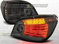 Альтернативная оптика для BMW E60 `04, T/L,фонари задние,  светодиодные, тонированный NO (тюнинг оптика, цена за комплект)