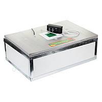 Инкубатор Наседка ИБМ-70 яиц c механическим переворотом и цифровым терморегулятором