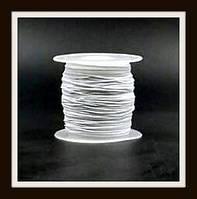 Нить-резинка в катушках (белая)