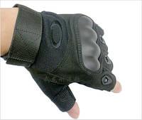 Перчатки тактические (черные) р-р M-XL