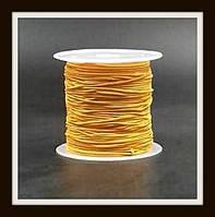 Нить-резинка в катушках (желтая)