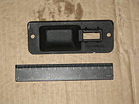 Накладка ручки задней двери металлическая ГАЗЕЛЬ 2705