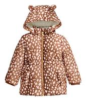 Курточка для девочки H&M 11-3558