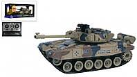 Танк на радиоуправлении Bambi YH 4101В, детский танк на пульте управления, танк игрушечный, танк на пульте