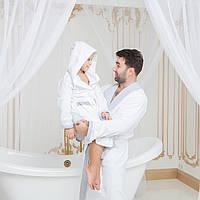 Детский халат с ушками Даниель Guddini 008 от 0 до 12 месяцев