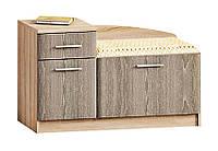 Тумба для взуття Д-4719 ліва Комфорт Мебель / Тумба для обуви Д-4719 Комфорт Мебель