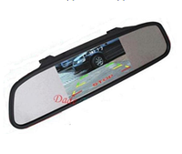 Зеркало(монитор) с регистратором и камерой заднего вида BGT-04