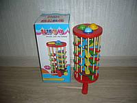 Деревянные игрушки стучалка