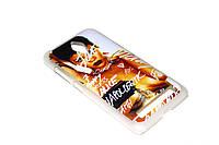 Пластиковый чехол для Asus Zenfone GO ZC500TG Rihanna
