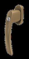 Ручка оконная с ключом Medos, штифт 35 мм