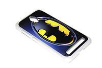 Пластиковый чехол для Asus Zenfone GO ZC500TG Бетмен