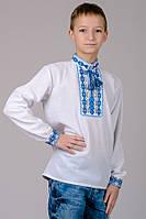 Сорочка-вышиванка для мальчика Орнамент №2
