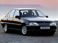 Лобовое стекло на OPEL OMEGA A 1986-94 г.в.