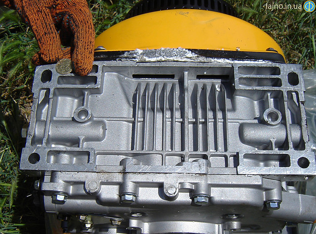Дизельный двигатель Sadko DE-410 фото 9