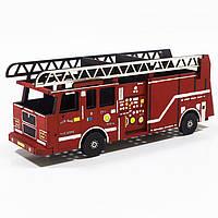 Подставка для письменных принадлежностей -  Пожарная машина