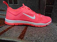 Женские беговые кроссовки NIKE FREE RUN 5.0 малиновые