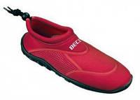 Тапочки для плавания и серфинга BECO красный 9217 5