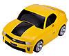 Чемоданчик для детей дорожный HAUPTSTADTKOFFER auto gelb желтый