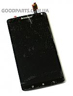 Дисплей с тачскрином для Lenovo S930 черный (Оригинал)