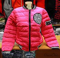 Женская стильная весенняя куртка с довязом не дорого (2 цвета)