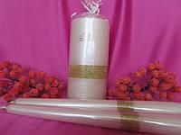 """Набор """"Свадебные свечи"""". Белые."""