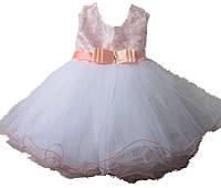 Детское бальное платье (1-2 года)