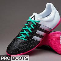 Футзалки Adidas ACE 15.4 IN Black White