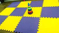 Мягкое напольное модульное покрытие для детской
