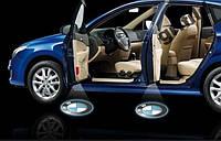 Подсветка дверей авто проектор логотипа автомобиля