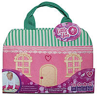 Набор для детского творчества «Игровой кукольный домик»